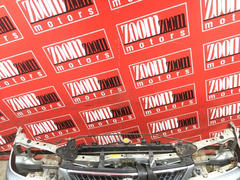 Рамка радиатора Nissan Sunny FB15 QG15DE 1998 передняя серый