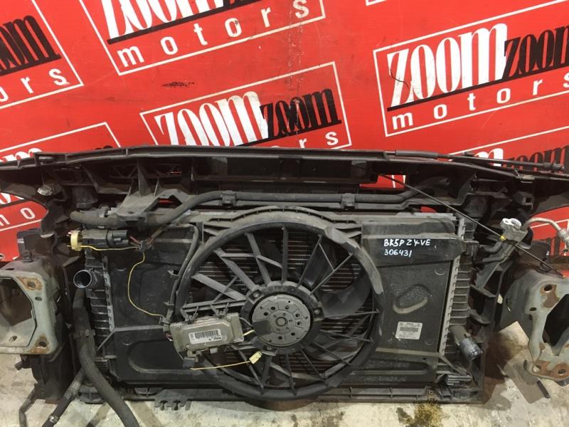 Радиатор двигателя Mazda Axela BK5P ZY-VE 2003 передний