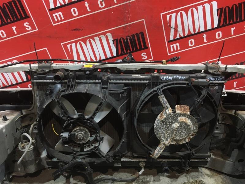 Радиатор двигателя Mazda Premacy CP8W FP-DE 2001 передний