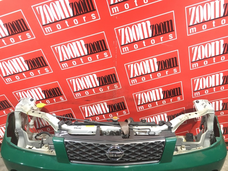 Рамка радиатора Nissan X-Trail NT30 QR20DE `2001 передняя белый