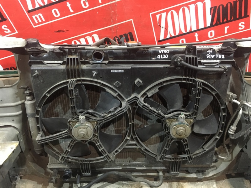 Радиатор двигателя Nissan X-Trail NT30 QR20DE `2001 передний