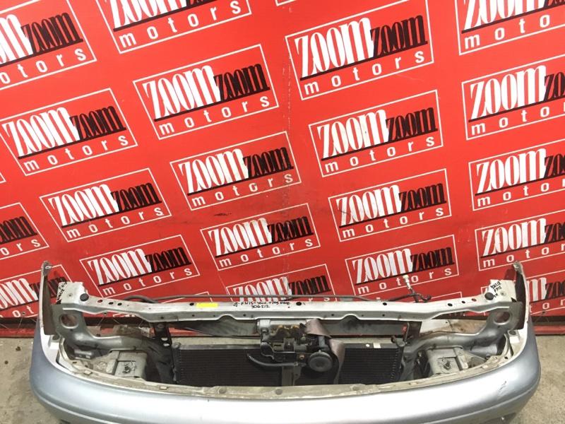 Рамка радиатора Nissan Pulsar FN15 GA15DE 1995 передняя серый