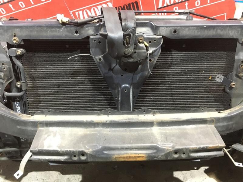 Радиатор кондиционера Honda Odyssey RB1 K24A 2003 передний