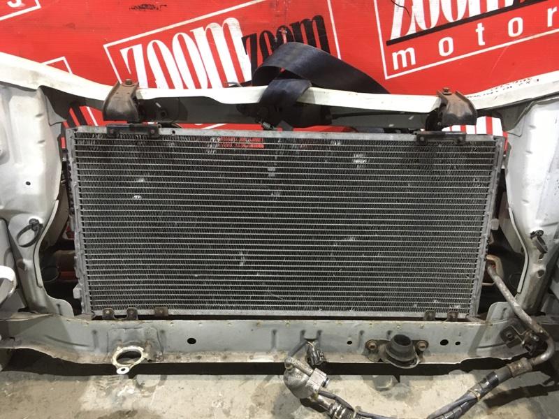 Радиатор кондиционера Toyota Raum EXZ10 5E-FE 1997 передний