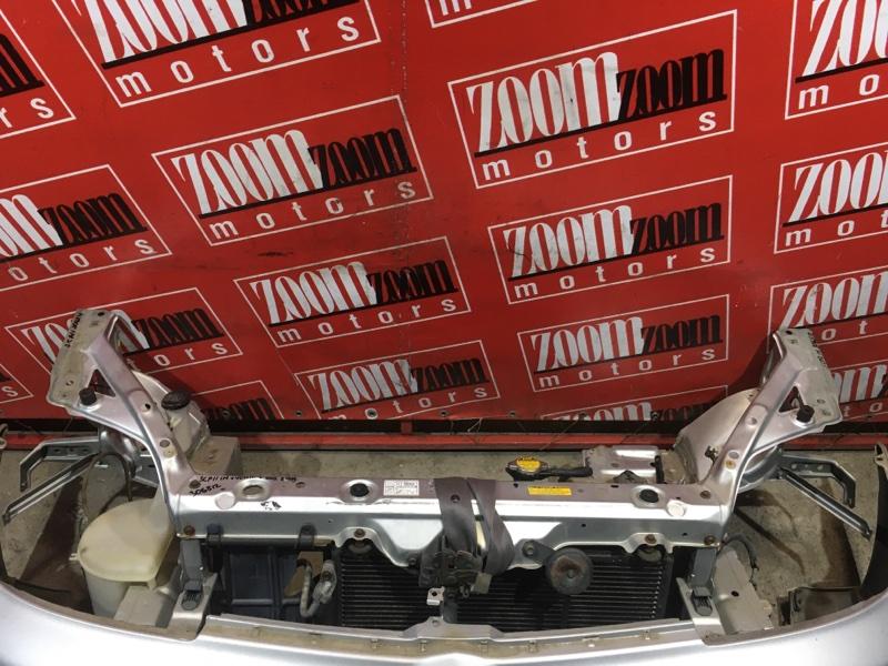 Рамка радиатора Toyota Platz SCP11 1SZ-FE 1999 передняя серый