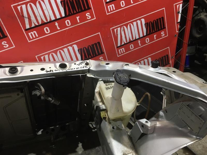 Бачок омывателя Toyota Platz SCP11 1SZ-FE 1999 передний