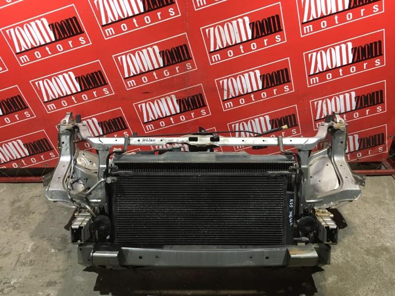 Рамка радиатора Honda Cr-V RD5 K20A 2001 передняя серый
