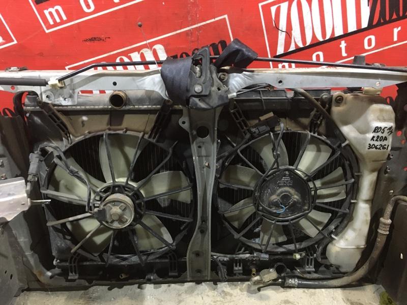 Радиатор двигателя Honda Cr-V RD5 K20A 2001 передний