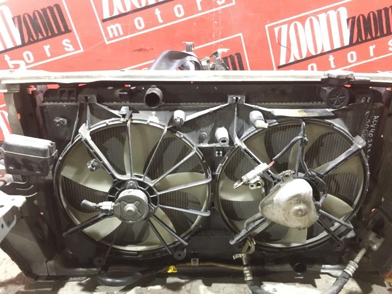 Радиатор двигателя Toyota Camry ACV40 2AZ-FE 2006 передний