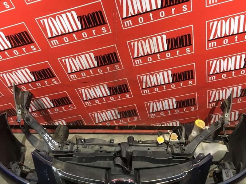 Рамка радиатора Subaru Exiga YA4 EJ20 2008 передняя чёрный