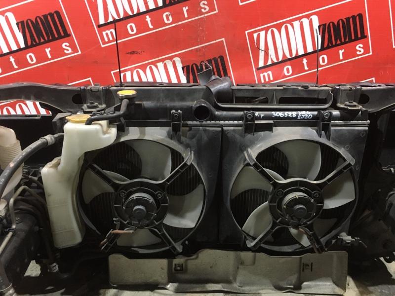 Радиатор двигателя Subaru Exiga YA4 EJ20 2008 передний