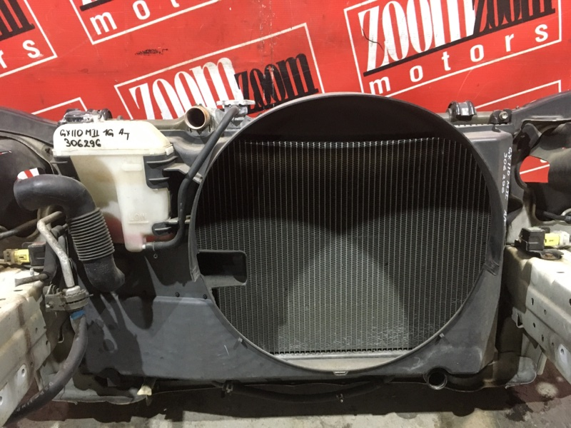 Радиатор двигателя Toyota Mark Ii GX110 1G-FE 1996 передний