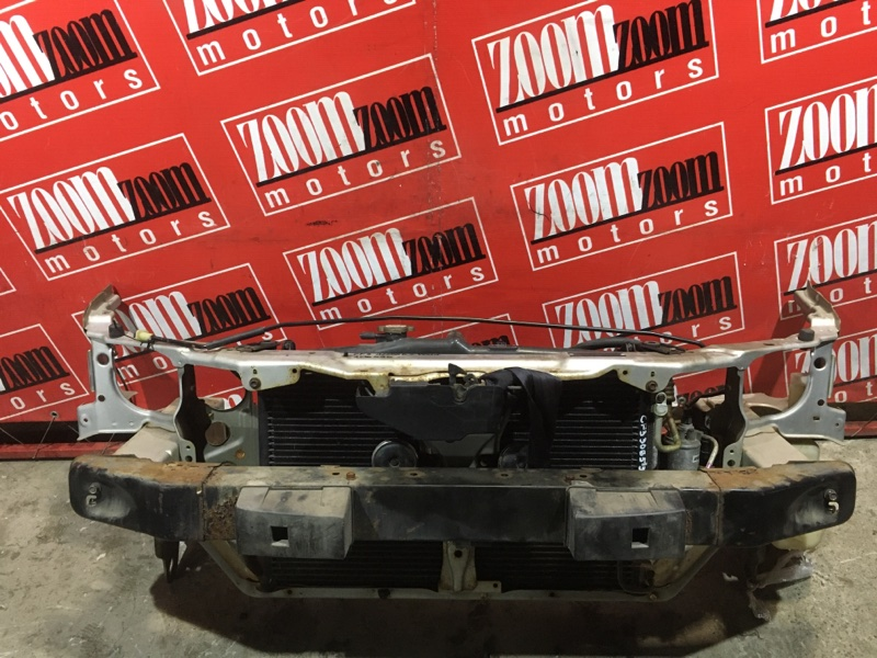 Рамка радиатора Honda Accord CF3 F18B 1997 передняя серый
