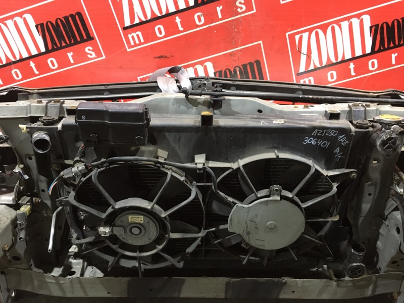 Радиатор двигателя Toyota Avensis AZT250 1AZ-FSE 2003 передний