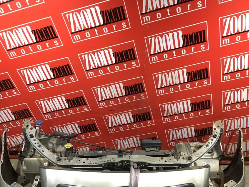 Рамка радиатора Toyota Avensis AZT250 1AZ-FSE 2003 передняя серый