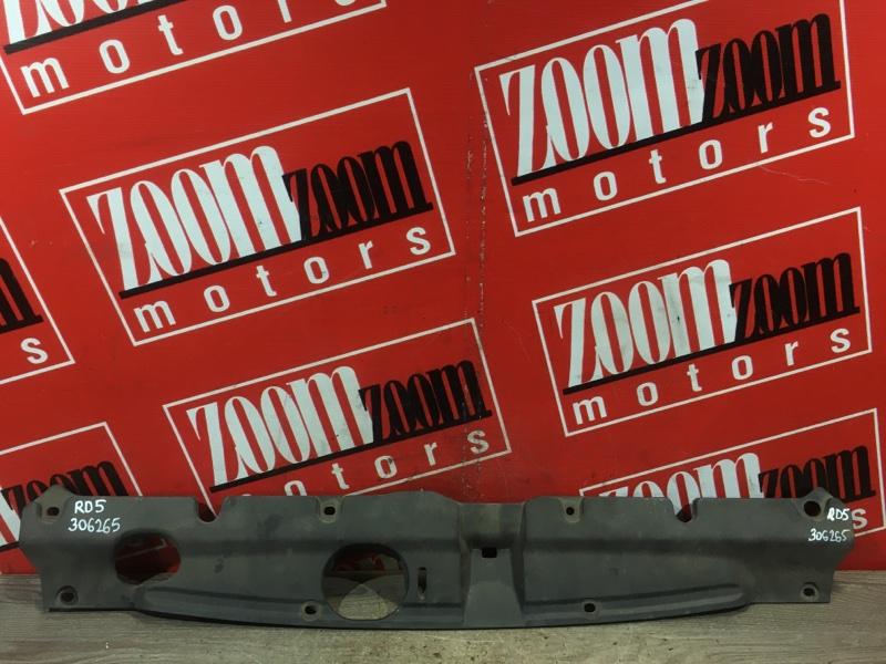 Накладка на решетку радиатора Honda Cr-V RD5 K20A 2001 передняя