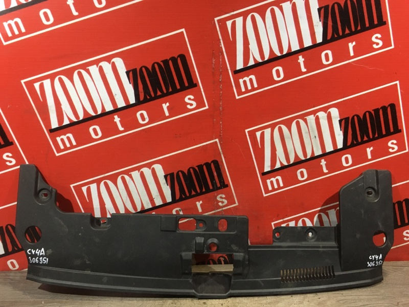 Накладка на решетку радиатора Mitsubishi Lancer X CY4A 4B11 2007 передняя