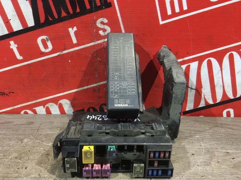 Блок реле и предохранителей Nissan Ad Y11 QG13DE 1999 передний
