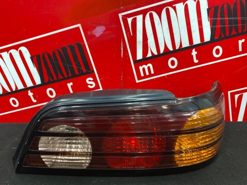 Фонарь (стоп-сигнал) Toyota Corolla Levin AE111 1997 задний правый 12-456