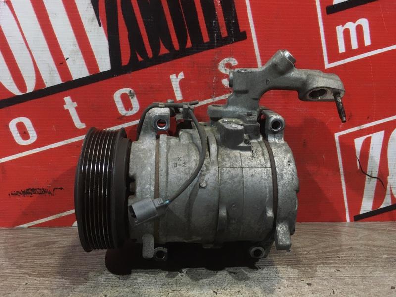 Компрессор кондиционера Honda Odyssey RB1 K24A 2003