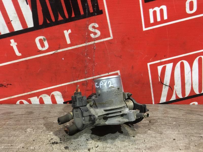 Заслонка дроссельная Toyota Platz NCP12 1NZ-FE 1999