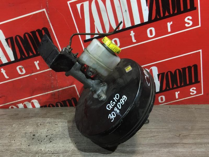 Главный тормозной цилиндр Nissan Bluebird Sylphy QG10 QG18DE 2000 передний