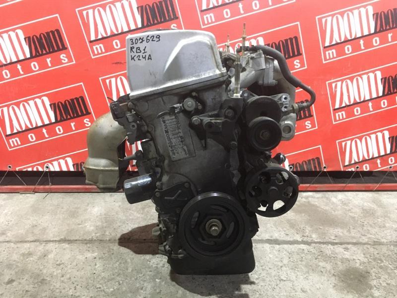 Двигатель Honda Odyssey RB1 K24A 2003 №5072920