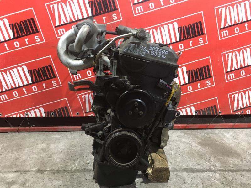 Двигатель Mazda Familia S-Wagon BJ5W ZL-VE 1998 №238543