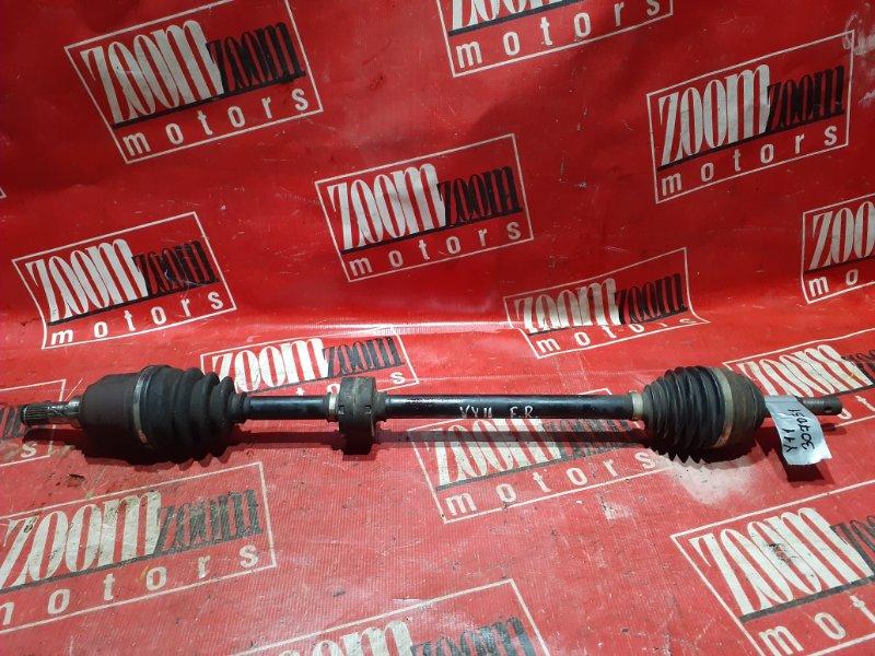 Привод Nissan Ad VY11 QG13DE 1999 передний правый