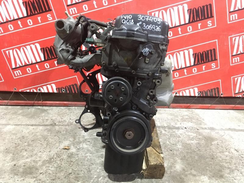 Двигатель Nissan Tino V10 QG18DE 1998 №306926