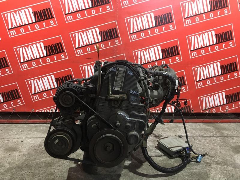 Двигатель Honda Odyssey RA6 F23A 1998 №2273801