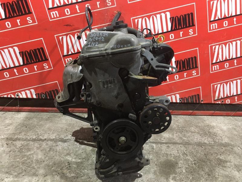 Двигатель Toyota Platz NCP12 1NZ-FE 1999 №1506971