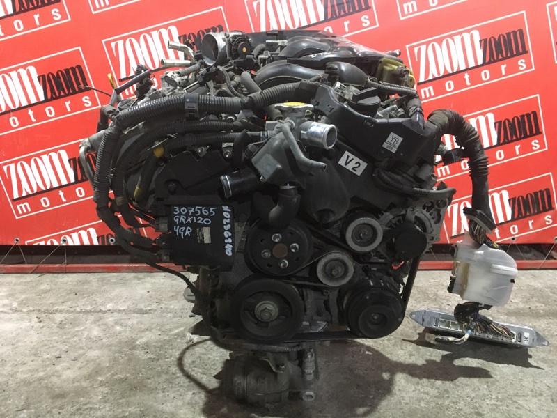Двигатель Toyota Mark X GRX120 4GR-FSE 2004 №0236840