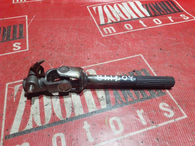 Кардан рулевой Nissan March AK12 CR12DE 2002 передний нижний