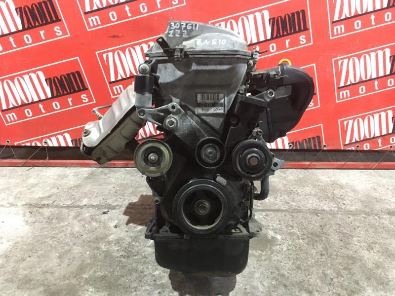 Двигатель Toyota Wish ZNE10 1ZZ-FE 2003 №1528570