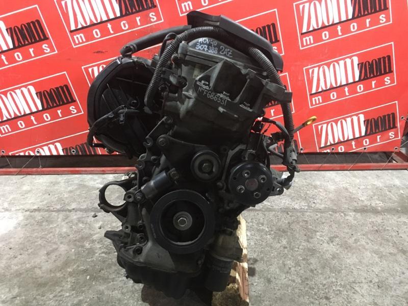 Двигатель Toyota Camry ACV40 2AZ-FE 2006 №F686531