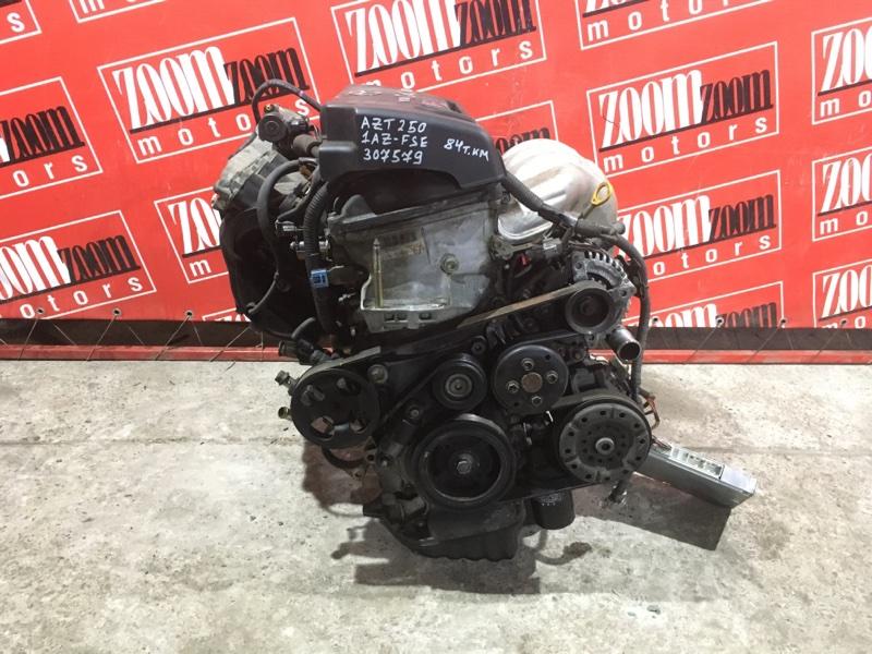 Двигатель Toyota Avensis AZT250 1AZ-FSE 2003 №4680592