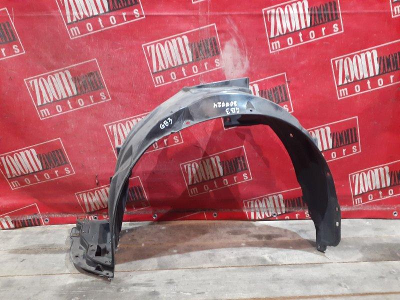 Подкрылок Honda Freed GB3 L15A 2007 передний левый