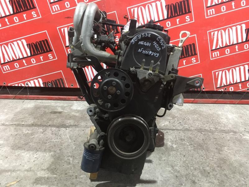 Двигатель Mitsubishi Lancer Cargo CS2V 4G15 2003 №HN9749