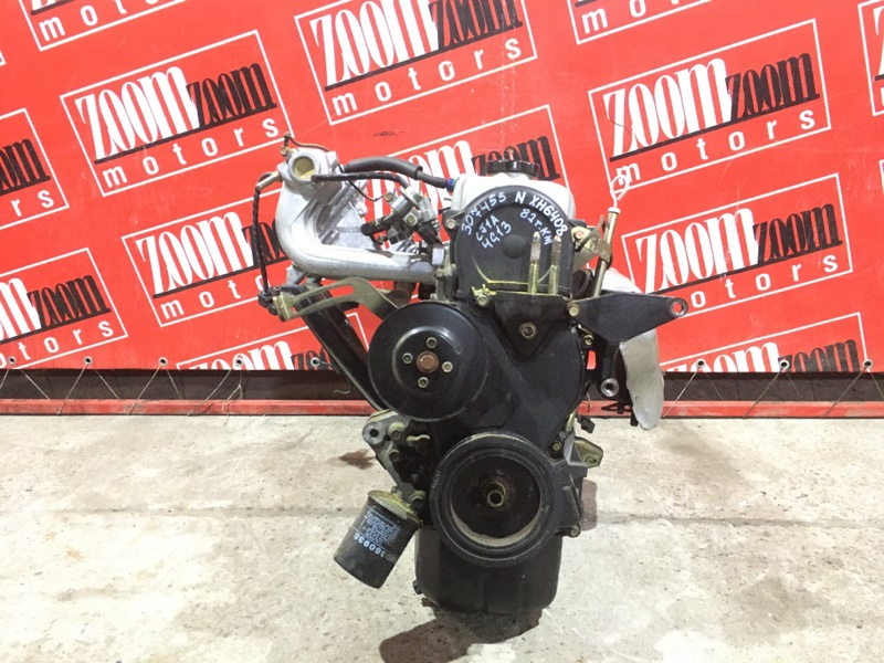 Двигатель Mitsubishi Mirage CJ1A 4G13 1995 №XH6408