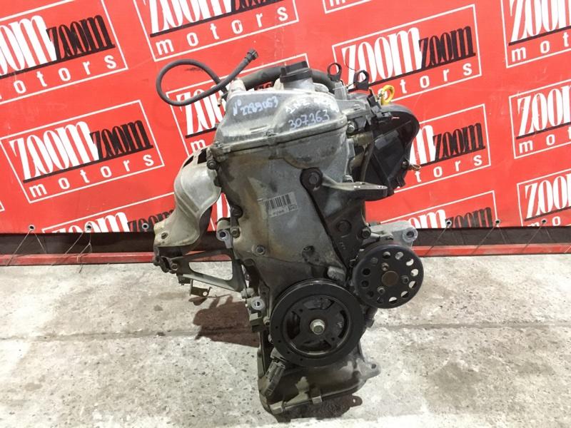 Двигатель Toyota Ist NCP60 1NZ-FE 2002 №2289063