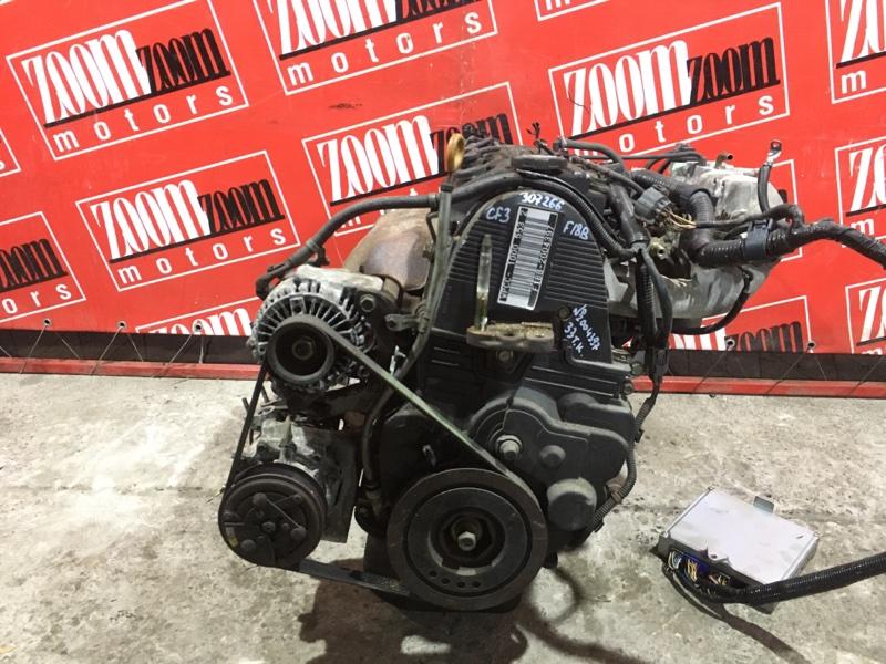 Двигатель Honda Accord CF3 F18B 1997 №2004397