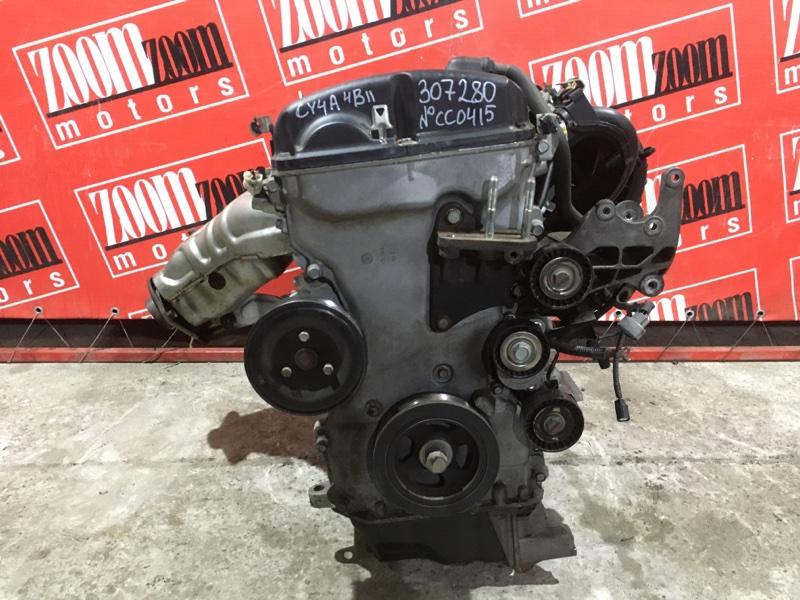 Двигатель Mitsubishi Lancer X CY4A 4B11 2007 №CC0415