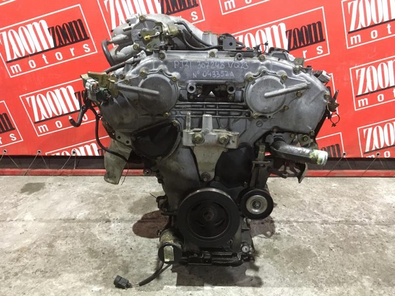 Двигатель Nissan Teana PJ31 VQ23DE 2003 №043357A