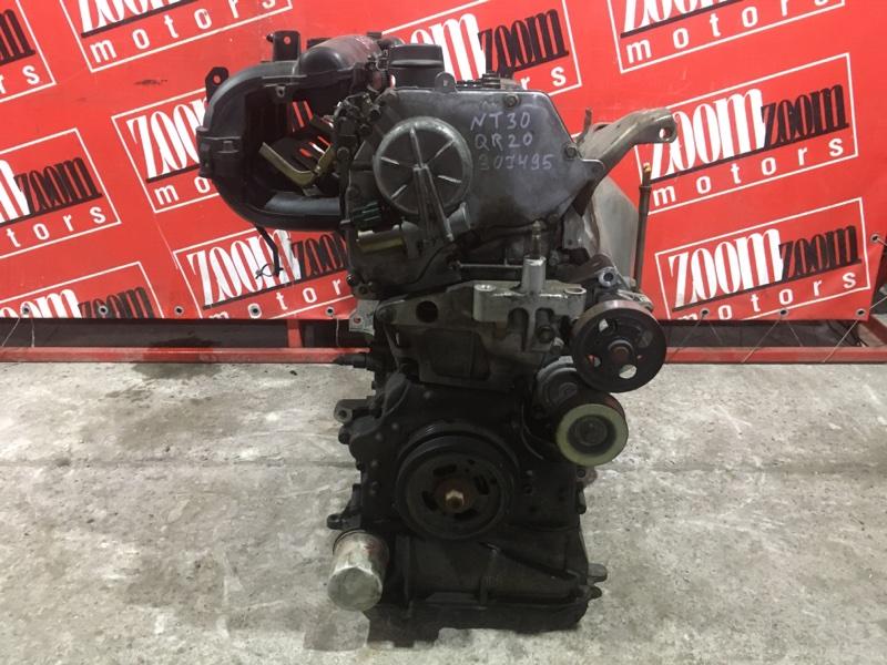 Двигатель Nissan X-Trail NT30 QR20DE `2001 №583623A