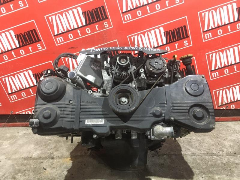 Двигатель Subaru Exiga YA4 EJ20 2008 №D779174
