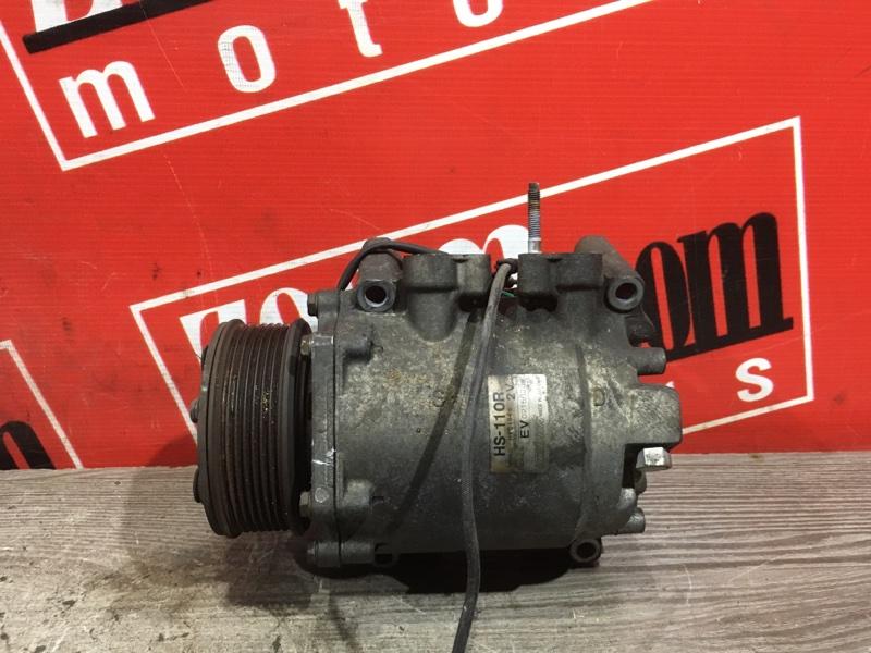 Компрессор кондиционера Honda Cr-V RD5 K20A 2001 передний