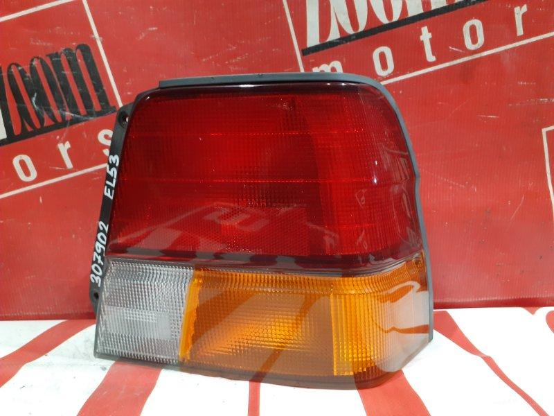 Фонарь (стоп-сигнал) Toyota Corsa EL53 5E-FE 1994 задний правый 16-117