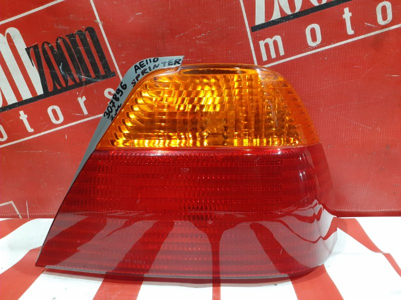 Фонарь (стоп-сигнал) Toyota Sprinter AE110 5A-FE 1997 задний правый 12-444
