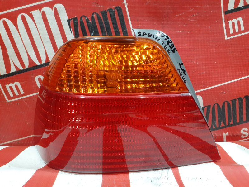 Фонарь (стоп-сигнал) Toyota Sprinter AE110 5A-FE 1997 задний левый 12-444